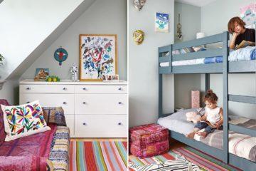create space in kid room