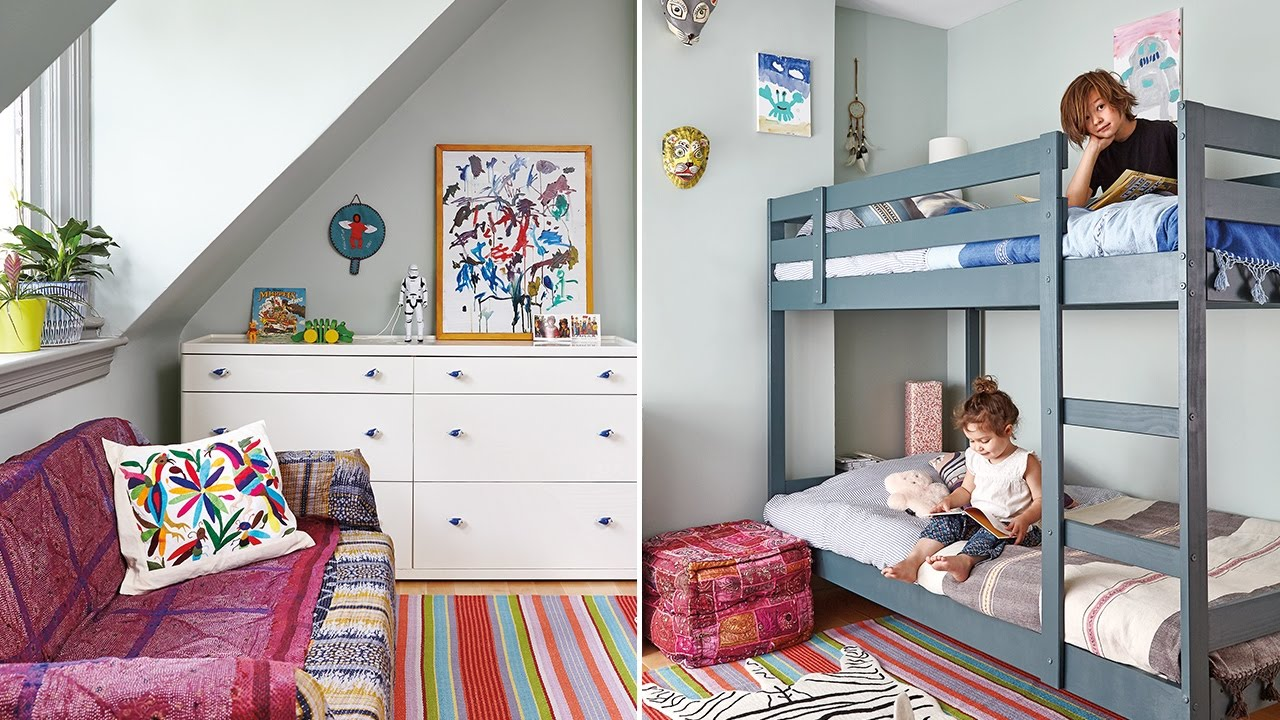 create space in kid room