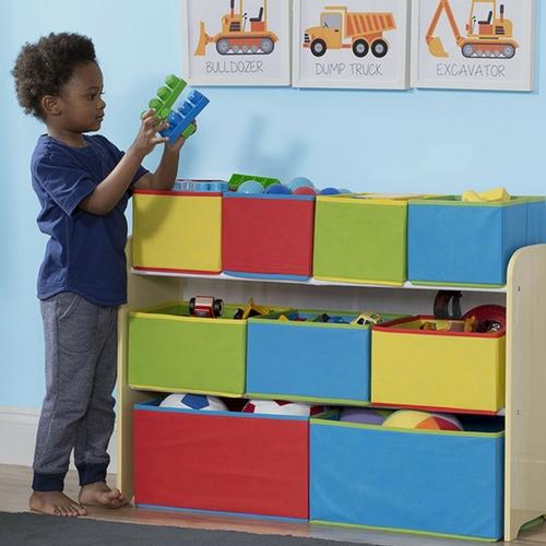 Kid categorize toys