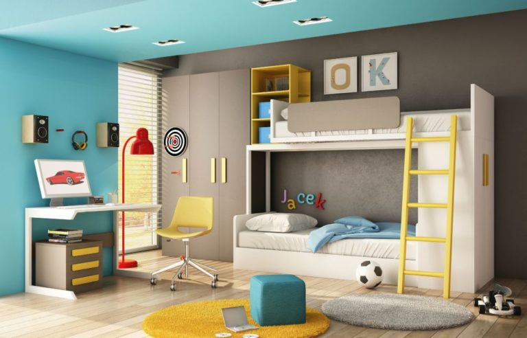 Tips for improving your child's bunk bed feng shui